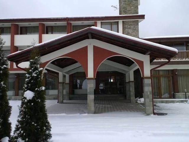 snow-enterance