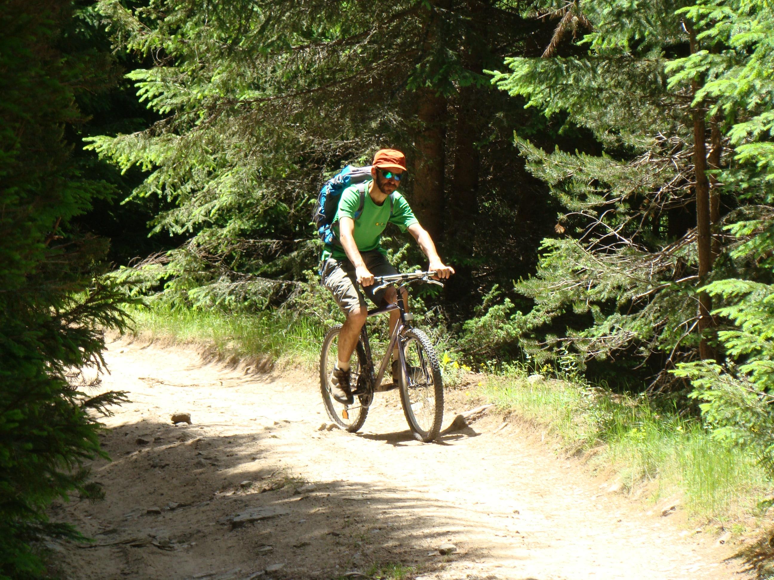 С колело в Родопите