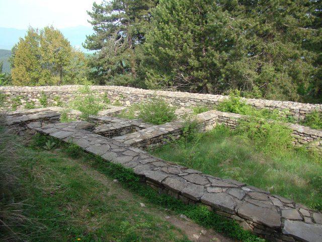 Крепост Цепина 1